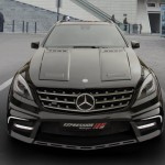 Mercedes-Benz ML в обновленном обвесе Expression Motorsport