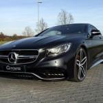 G-Power прокачал двигатель Mercedes-Benz S63 AMG Coupe