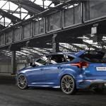 Третье поколение Ford Focus RS