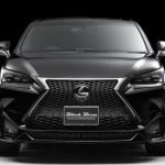 Lexus NX Black Bison от тюнинг-ателье Wald International