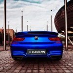 BMW M6 Coupe (F13) от Hamann и Fostla