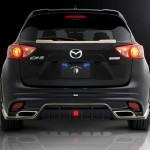 Тюнинг Mazda CX-5 от Rowen Japan