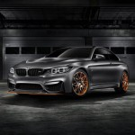 Концепт BMW M4 GTS