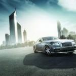 Rolls-Royce Wraith ARES Performance