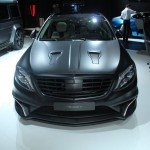 Mercedes-Benz S63 AMG Black Edition Mansory