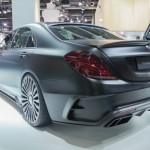Mercedes-Benz S63 AMG Black Edition Mansory-4