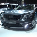 Mercedes-Benz S63 AMG Black Edition Mansory-5