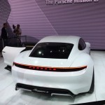 Porsche Mission E--4