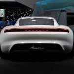 Porsche Mission E--5