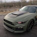 Ford Mustang Roush-
