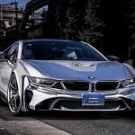 BMW i8 Energy Motor Sport