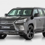Lexus LX LARTE Design-