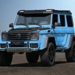 Mercedes-Benz G500 4×4² Mansory-