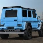 Mercedes-Benz G500 4×4² Mansory-2