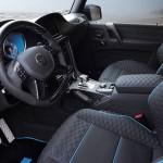 Mercedes-Benz G500 4×4² Mansory-5