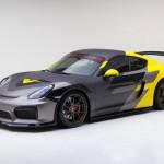 Porsche Cayman GT4 Vorsteiner-