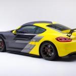 Porsche Cayman GT4 Vorsteiner-3
